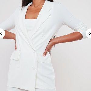 Misguided - White blazer - NWT!!!